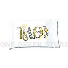 Kappa Alpha Theta Pillowcase $11.99