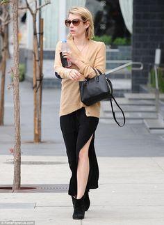 87af4340bbf9 Balenciaga papier · emma roberts Emma Roberts Style