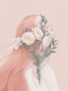 ideas for dancing girl drawing illustration artists Art And Illustration, Illustrations Pastel, Art Anime Fille, Anime Art Girl, Cartoon Kunst, Cartoon Art, Art Mignon, Painting Of Girl, Painting Art