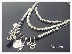 Oxidized Stacked Bar Knot Wide Wedding Ring New 925 Sterling Silver Open Band Size 10 – Fine Jewelry & Collectibles Nautical Jewelry, Boho Jewelry, Beaded Jewelry, Jewelry Accessories, Jewelry Necklaces, Handmade Jewelry, Bracelets, Jewellery, Diy Necklace