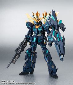 Robot Spirits Banshee Norn Final Battle Ver. on sale @ [Tamashii Nation 2014 (魂ネイション 2014)] Big Size Official Images, Info http://www.gunjap.net/site/?p=204523