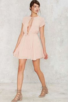Ties & Lows Fit & Flare Dress - Clothes | Best Sellers | Fit-n-Flare