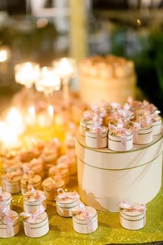 Gorgeous wedding favor idea; photo: Facibeni Fotografia