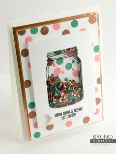 Bruno Bertucci | Stampin Up | stampinbruno | Jar of Love | Everyday Jars | Good…
