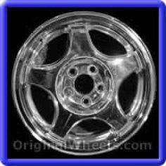 Ford Taurus 1996 Wheels & Rims Hollander #3178B  #FordTaurus #Ford #Taurus #1996 #Wheels #Rims #Stock #Factory #Original #OEM #OE #Steel #Alloy #Used