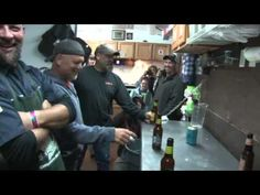Beer Drinking Contest at The American Royal