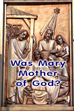 """Was Mary the Mother of God? Among the most controversial and misunderstood arguments over the years goes back to a very early Council of the Church, in which Mary is defined as the """"theotokos"""" or Mother of God. Read this Q blog! @ http://gnmforum.blogspot.com/2011/06/was-jesus-born-of-mary.html"""
