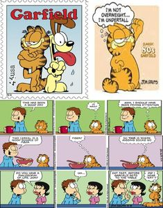 hahaha, garfield was my childhood! maybe this is where i learned the second language of sarcasm ;)