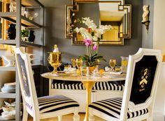 Inside Tastemaker Melanie Duncan's NYC Home- The Glam Pad