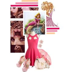 """Princess Aurora - Disney's Sleeping Beauty"" by rubytyra on Polyvore"