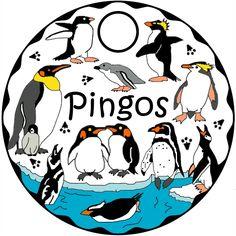 "Pingos Pathtags ""Make Friends"" by Geo Error"