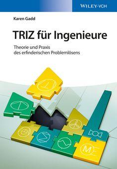 """Ingenieurstechnische Innovation mit """"TRIZ für Ingenieure"""" gibt es bei WILEY-VCH"""