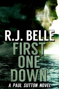 "$4.39/FREE Mystery in ""First One Down""  by R.J. Belle      Click on Cover  First One Down  by R.J. Belle   $4.39 on Kindle  OR Get if FREE on Kindle Unlimited  Indie Author News TOP 50 book, AUTHORSdB TOP 10 book, TOP 25 Author  Do you ever wonder where the line is between dark and light? Do you believe the brightest light can be pulled into the depths of darkness? Do you believe that the blackest soul can find their way into the light?  See what reviewers are say"
