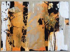 Syncopated Faith by Joan Fullerton Mixed Media ~ 12 x 16
