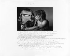 Who Am I? by Duane Michals