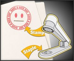 The Stampler fun gift for a teacher