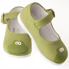 Amazon.com: Monkey Toes MJs Leap Frogs Size 4: Baby