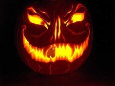 carved pumpkins images