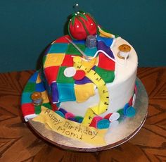 """Quilting Cake Omg...I wish I could do something like this more my mother, but I lack the magical trait called """"talent"""""""