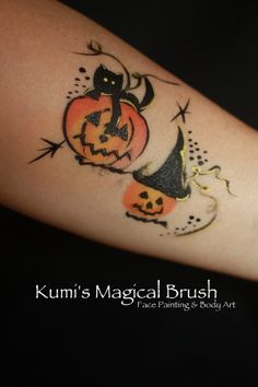 Gallery 2 (Anywhere Art) - Kumi's Magical Brush Face Painting & Body art