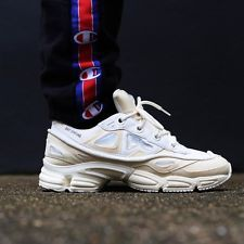 new product 0357b 64d1f adidas Raf Simons Ozweego Bunny Cream White Black S81161   newjawn   Raf  simons shoes, Shoes, Dad shoes