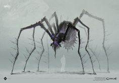 Araignée de Leng