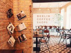 Das sisterMAG Team hat seine Lieblings-Cafés zusammengetragen, die ihr während der Berliner Fashion Week unbedingt besuchen solltet.