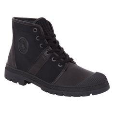 authentique/pn6 boots cuir et neoprene - chaussures - Pataugas