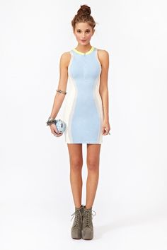 Candace Dress, Nasty Gal