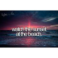 Sunset<3