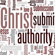 Understanding Biblical Submission