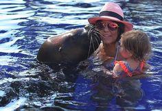 Kourtney Kardashian - Family Vacation at Casa Aramara with Mason Penelope Scott Disick