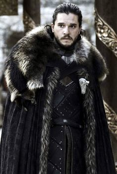 """jonsnowsource: """"Jon Snow in Game of Thrones' 7.07 """"The Dragon and the Wolf"""" """""""