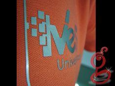 detalle, vinil textil, estampado textil, uniformes