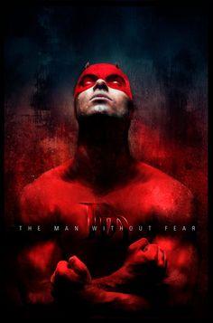 Daredevil by Rich Davies *