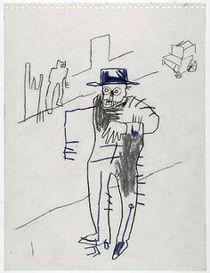 Man on the Street - Basquiat
