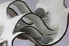 keiro sandra queirolo galeria arte pintura vitral escultura | blanco & negro