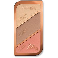 Rimmel London Online Only Kate Sculpting and Highlighting Kit Coral Glow 002