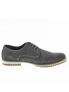 cc03e7c8a43 Aurbry gibson shoes for men in grey.