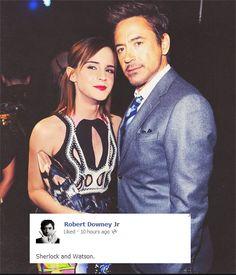 Sherlock y Watson, Emma Watson
