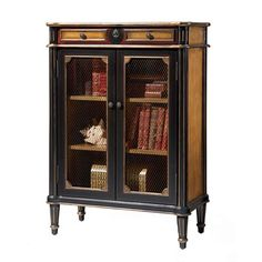 I pinned this Kensington Bookcase from the Style Study: Diamond Jubilee event at Joss and Main!