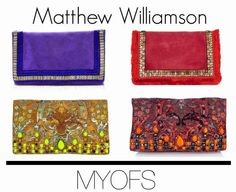 MYOFS: Tribal clutch (Aztec clutch) : Where to get
