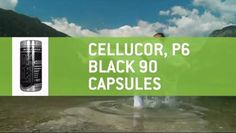 Cellucor, P6 Black