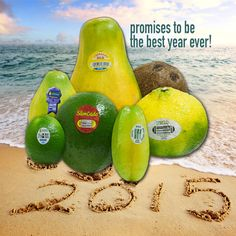 Promises to be a great year for tropical fruits and vegetables. That makes it a good year for you.