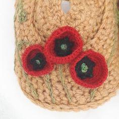 Poppy Feetwarmers £35 from www.gull-skull.co.uk