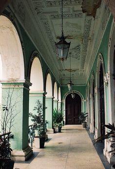 Green Patio #decor