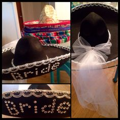 Fiesta themed bachelorette party!