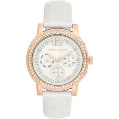 Ceasuri Dama - Sergio Tacchini Watches Essentials, Watches, Leather, Accessories, Women, Fashion, Moda, Wristwatches, Fashion Styles