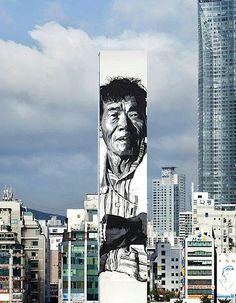 medianeras: Street Art - ecb