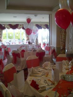 Wedding Chair Covers Eastbourne Cheap Spandex 36 Best Balloons Images Balloon Decorations Hydro Hotel